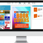 eBook Cover Maker Software – Create 2D & 3D eBook & Kindle Covers With ONE Click